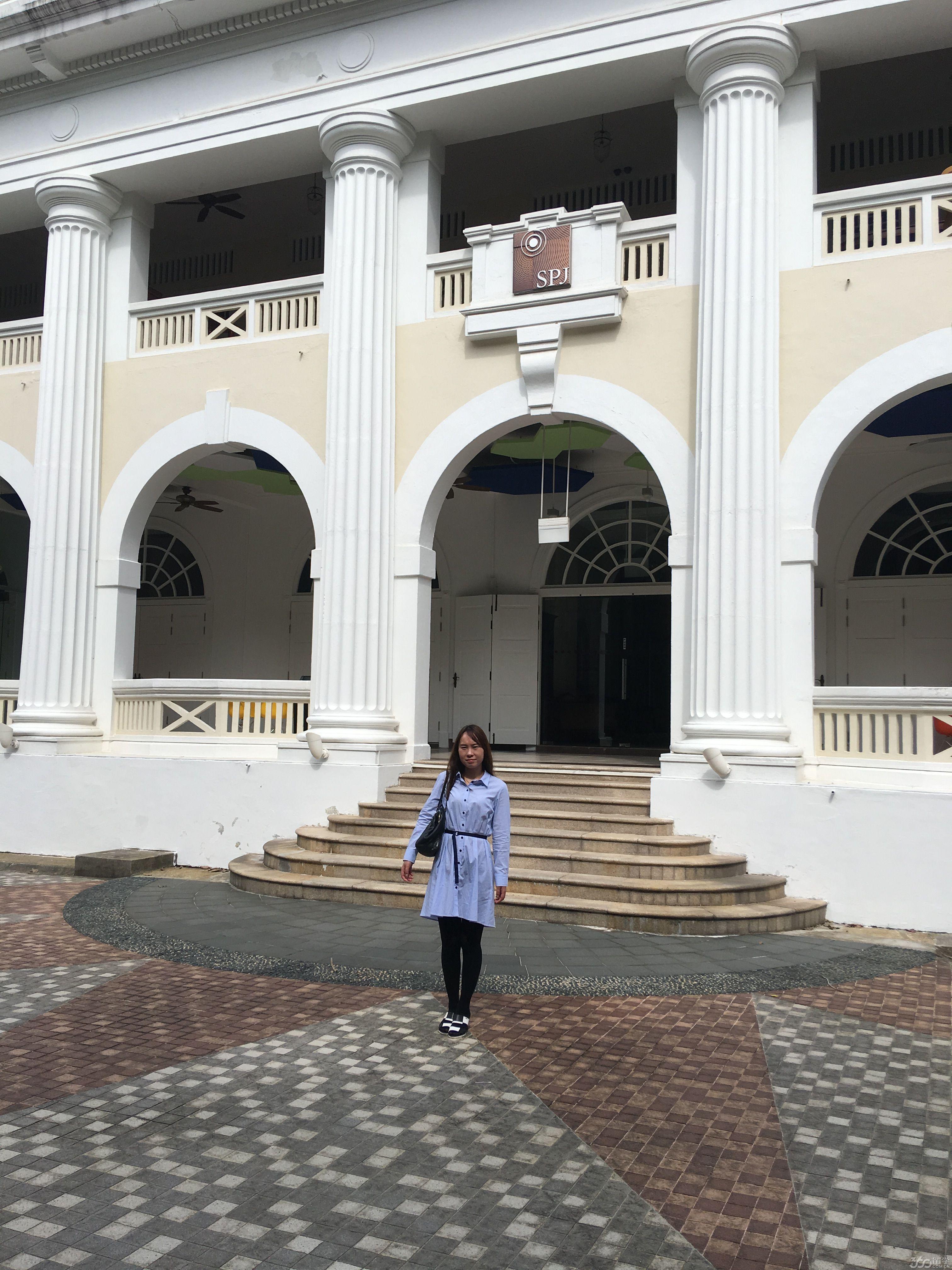 SPJain新加坡校区